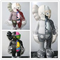 Wholesale kaws originalfake companion Fashion doll goalkeeper inch anatomy The analysis of the medical props lovely place