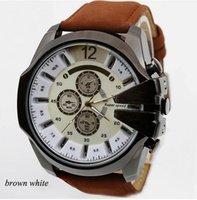 Wholesale DHL New Top Quality Quartz Military Watch Men Relogio Masculi2015 Fashion V6 Watches Men Luxury Brand Analog Sports Wrist Watches