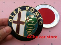 acura logo sticker - stickers angel Specials sale cm ALFA ROMEO Car Logo emblem Badge sticker for Mito Giulietta