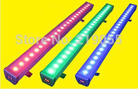 Wholesale Hot sale W RGB in1 led bar wall washer lighting waterproof IP65 outdoor Floodlight DMX512 Bar light