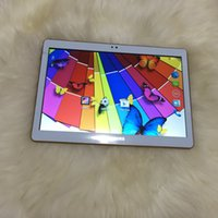 Wholesale 2015 Hot New tablet pc inch Android Octa Cores IPS screen HD GB G sim card Tablet PC Bluetooth GPS table SIM