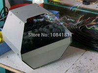 Cheap Free shipping High-quality 2pcs lot Mini 60W bubble machine stage effect machine