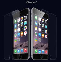 Wholesale 9H Hardness Explosion Proof Premium Tempered Glass Screen Protector Film Guard For iPhone S Plus S Samsung S7 S6 edge Note MOQ