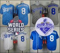 baseball clock - 8 Mike Moustakas Jersey Kansas City Royals Exclusive Vintage Jersey Cool Base Back Clock Jersey