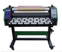 Wholesale Pneumatic Full Automatic Lamination Machine B2 flatbed laminator is really a good helper whom want to mount films onto Glass HDF pvc