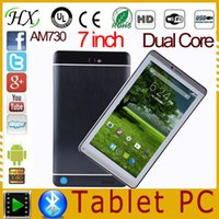 Cheap Hot!! 7 inch MTK8312 3G Phone call tablet pc HDMI bluetooth GPS Quad core dual camera Android 4.4 big discount!! free shipping