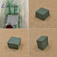 Wholesale High Quality PC Leather Strop Sharpening Polishing Compounds Green Polishing Tool