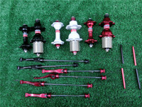 Wholesale 2014 New Novatec Hubs Red Black White Road bike Novatec hubs Speed powerway R13 R36 hubs also available