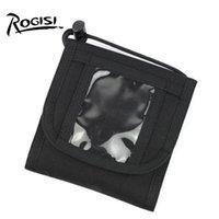 acu wallets - ROGISI CORDURA Hang Bag Nylon Outdoor Wallet SIZE13cm cm Black Brown ACU