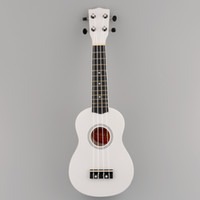 Wholesale Beginners quot Uke Ukulele Ukelele Mahalo White Economy Soprano Christmas Gifts Wood Music Instrument