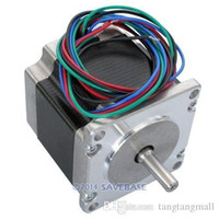 Wholesale HOMSECUR CNC Router Lathe Nema Oz In Stepper Motor Phase A Degree x56mm A3