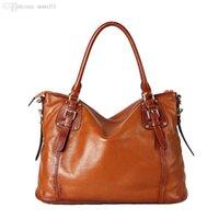 Wholesale famous brand new high quality fashion women s luxury genuine leather handbags elegant lady Retro Shoulder Messenger bag