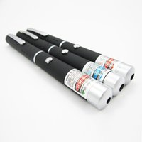 Wholesale 5mW nm Green Red Blue Violet light Beam Laser Pointer Pen For SOS Mounting Night Hunting teaching dhl