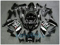 Wholesale YZFR1 black for FIAT ABS Plastic Fairing Kit Set Fit For yamaha YZF R1 YZF R1 YZFR E07 W4