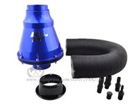 Wholesale K N APOLLO Air Intake Kits Universal fitment red blue black silver in stocked and ready to ship