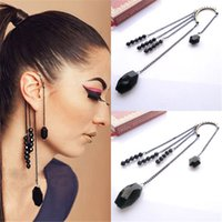 Wholesale Stunning Sparkling Charming Personality Earrings Bright Novel Ear Decorations Charming Hot Selling New Earring Fashion Accessories
