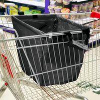 shopping cart - 2015 Super Large Trolley Bag Foldable Bag For Supermarket Bag Shopping Cart Grocery Bag Eco friendly Bag