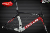Road Bikes frame carbon - MCipollini RB1000 Red T1100 K Carbon Frame fork headset seatpost Size XXS XS S M L Cipollini RB1000 road bike frame BB30 BB68
