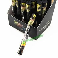 china electronics - Eshisha China E ShiSha Time Disposable Cigarette E HOOKAH Puffs Various Fruit Flavors Colorful SHISHA TIME Pens Electronic Cigarette