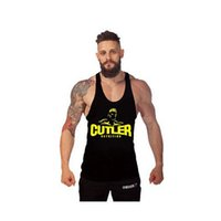 Wholesale Thin Hammock Batik Tank Top Sleeveless Body Building Tank Top for Boys Cheap Gym Capsule Print Vest for Men
