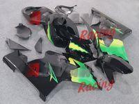 Precio de Suzuki gsxr750 fairing-INYECCIÓN negro Carenado para Suzuki GSXR750 GSXR600 2004-2005 67