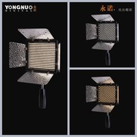 Wholesale YONGNUO YN300 II Pro LED Video Camera Light Color Temperature Adjustable Dimming camera flash