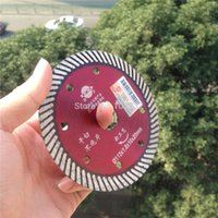 saw blades - Turbo saw blade diamond cutting disc to cut stone granite dia mm arbor mm