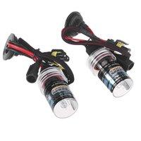 Wholesale 2pcs H8 W K HID Xenon H8 Lamp Replacement Bulb Light Conversion Kit Car Head Lamp Auto Flashlight