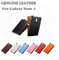 Cheap Flip Style Genuine Leather Case For Samsung Galaxy S6 Note 3 N9000 Vintage Phone Back Cover Business Style For iPhone 6 iphone 6 plus Case