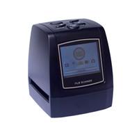 al por mayor slide and negative converter-Venta caliente de 35 mm de 5MP Digital negativas de película escáner fotográfico / diapositiva del convertidor de 2,36