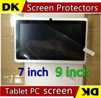 Wholesale SGpost Ultra Clear Screen Protector Guard for Allwinner A13 A23 Q88 inch inch Tablet JF1