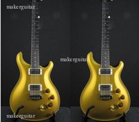 Wholesale new hot sell New Arrival Signature GoldTop Electric Guitar