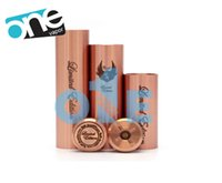 Wholesale 2014 Cartel MOD Clone Infinite Tubes Kit Copper Stainless Cartel MOD Clone For Battery