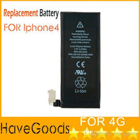 apple lithium battery - Battery For Iphone G S C G S plus Original High Quality Lithium Ion Li ion Cell Phone Batteries Mobile Accessories Power