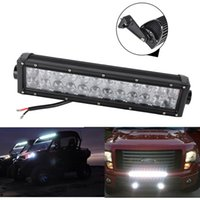 lens for cree led - 1pc inch w D Reflector Lens CREE LED Work Lamp Bar Spot and Flood for SUV Combo Beam Off road Car Truck Boat Light K1970
