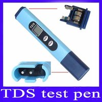 Wholesale water quality tester TDS test pen MOQ
