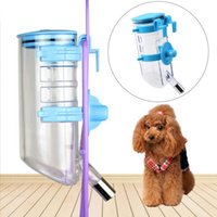 Wholesale 350ml No Drip Dog Water Bottle Hanging Drinker Feeder Dispenser Pet Cat Rabbit