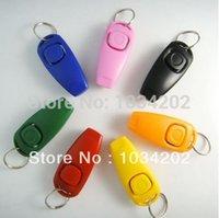 aide training - Pet clic formateur Clicker Dog Training Whistle combinaison formateur répulsif aide