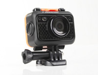 Wholesale Professional Anti Shock Waterproof Camera M S60 Wifi Sport Action Camera P HD Degree Lens For Outdoor Digital Camcorder Kit Dv