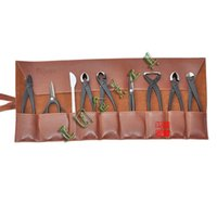 Wholesale greatest bonsai brand new Bonsai Tool Set bonsai tool garden tool nine tools