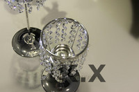 Candle & Candle Holders cake candle - Wedding Centerpiece Candle Holder Crystal Candlestick In Size