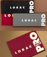 Wholesale Brand New Cosmetics Lorac mega pro palette and lorac unzipped Eye shadow primer Colors eyeshadow palettes Make up set