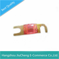 amp afs - Top quality hot selling a Gold Plated Amp Car Audio AFS Mini ANL Fuse Auto Stud Fuses AFS