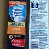 electric - electric toothbrush heads EB30 new trizone toothbrush heads new value pack with original pack pack