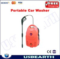 Wholesale Hot selling Small type L capacity electric car wash portable high pressure Car Washing Machine with Portable Car wash pump