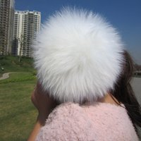 big australian - Pure Australian wool white long wool earmuffs rabbit fur earmuffs fox fur big