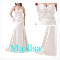 designer wedding dresses - 2015 wedding dresses Top Sell Cheap Designer Wedding Dress satin strapless wedding dress with appliques NT286