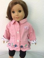 baby annabell - Brand New pink coat fit for baby annabell zapf doll accessories