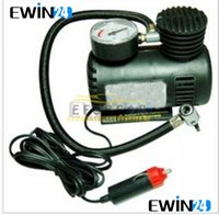 car mini compressor air pump - 12V Portable Mini Air Compressor Motor Electric Multifunctional Tire Infaltor Pump For Car Motorcycle Ball