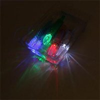 Wholesale Newest Hot Sale High Quality Deep Drop Underwater Fish Attracting Indicator Lure LED Fishing Flash Light Bait